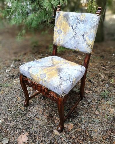 Atnaujinta kėdė