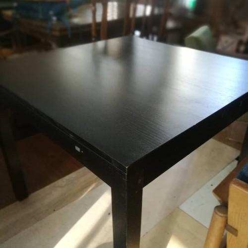 Stalas Ikea juodas